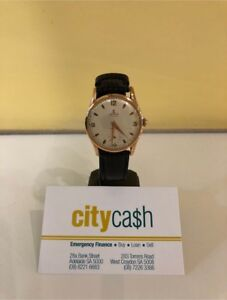 Lanco 17 Rubis 18K Solid Gold Vintage Watch Adelaide CBD Adelaide City Preview