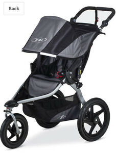 Bob 2016 Revolution Flex #1 Jogging Stroller Black