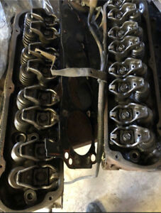 Factory 87 ford mustang heads