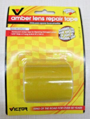 VICTOR 00309-8 AMBER LENS REPAIR TAPE  1.875
