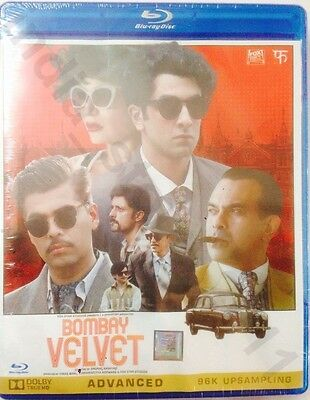 Bombay Velvet - 2015 Official Movie BLURAY ALL/0 With Special Features Ranbir Ka