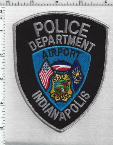 Indianapolis Police Airport (Indiana) 1st Issue Shoulder Patch