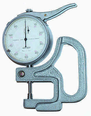 .4 Dial Thickness Gage Standard