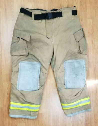 Cairns MFG. 2014 Firefighter Turnout Bunker Pants 46 x 30