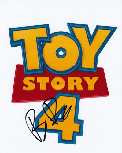 Tony Hale authentic signed Toy Story 4 10X8 photo AFTAL & UACC [15920] + COA