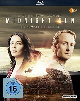 Midnight Sun Staffel 1 Blu-ray NEU OVP