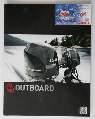YAMAHA Outboards 2012 dealer brochure - English - Canada - ST2003000418