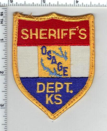 Osage County Sheriff