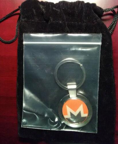Only 25 - Version 2 - 2015 Monero Original RARE Crypto Keychain