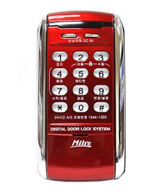 * Brand Milre * MI-2300 Digital Door lock Secret Code