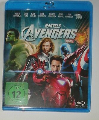 The Avengers   Blu Ray NEU Marvel