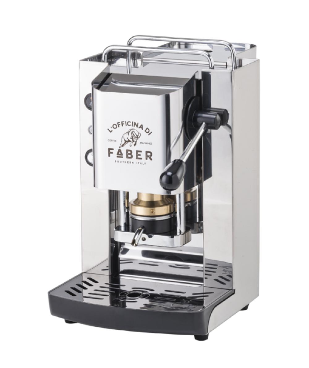 Faber Slot PRO SERIES TOTAL INOX Macchina da caffè a Cialde Modello 2020