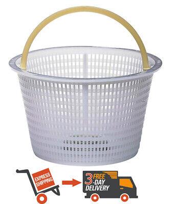 Swimming Pool Replacement Skimmer Basket For SP1070E B-9 B9 (Full Size) - Full Sized Basket