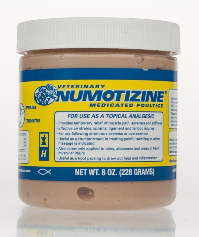 Numotizine Poultice, 8 oz