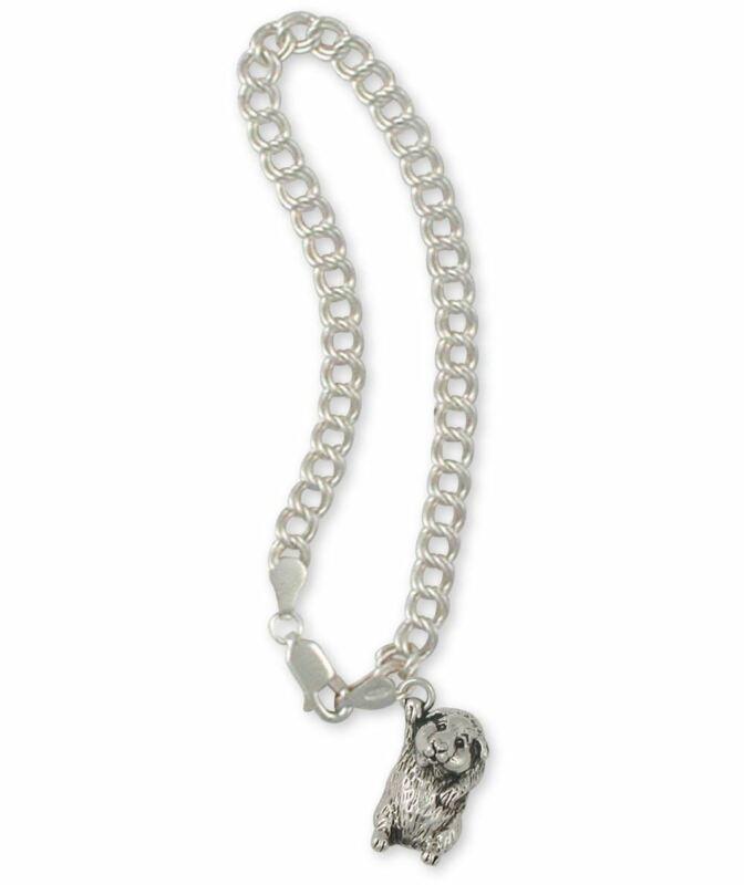 Guinea Pig Bracelet Jewelry Sterling Silver Handmade Piggie Bracelet GP5-BR