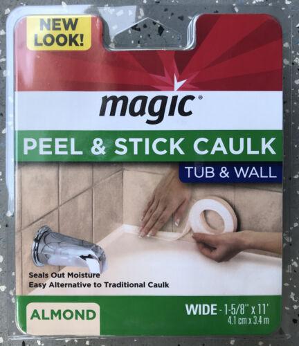 4 each: Caulkstrip Tub & Wall