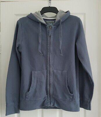 Mens Burton Hoodie Jacket, Size M, Blue