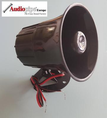 VIPER + Excalibur + Clifford Autoalarmanlage 6 Ton Sirene  120db - Ton-sirene