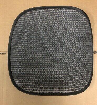 Herman Miller Aeron Seat Mesh Only Size A Small Gray 3d02 - Aeron Parts