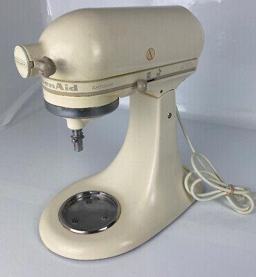 KitchenAid KSM150PSAC Artisan 5-Quart Stand Mixer Almond Cream