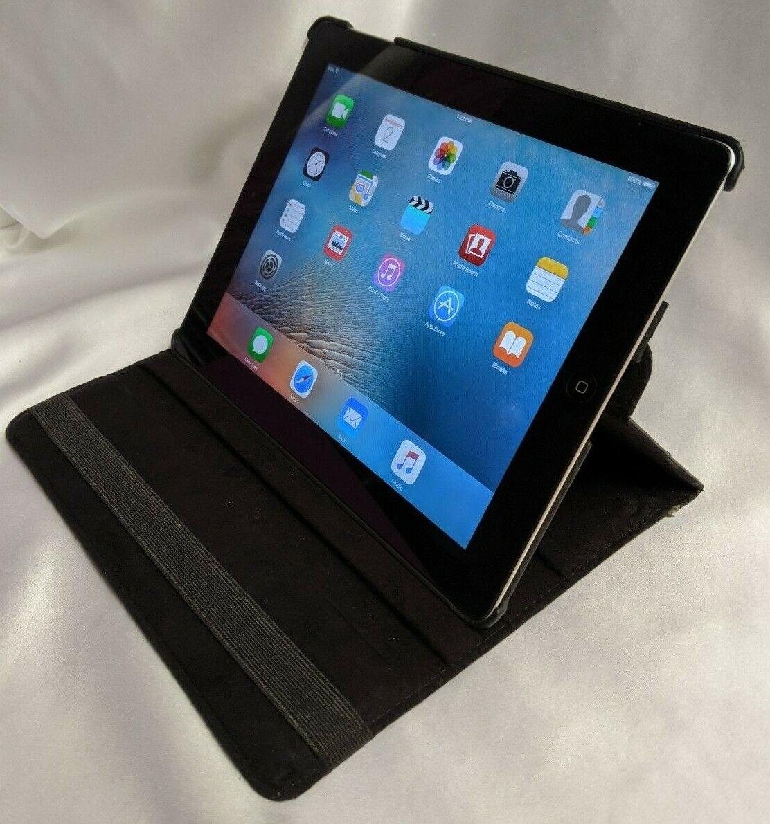 Apple IPad 2nd Gen 16GB Wi-Fi Only WORKING - $39.00