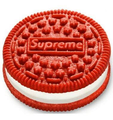 Supreme x Oreo Cookies - 1 Pack (3 Cookies each) Pre Sale FREE Shipping