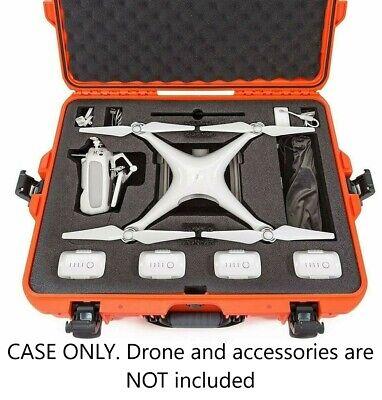 Professional DJI Phantom 4/4 Pro/Pro+/4Adv/Adv+ Phantom 3 Waterproof Hard Case