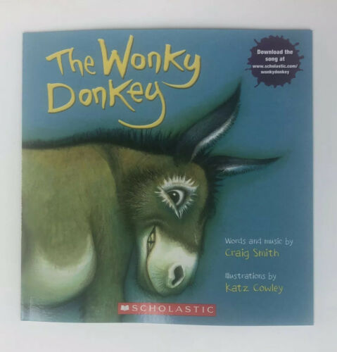 the wonky donkey by craig smith childrens