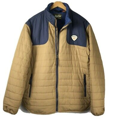 Howler Brothers Merlin Quilted PrimaLoft-Insulated Water-Resistant Jacket XL