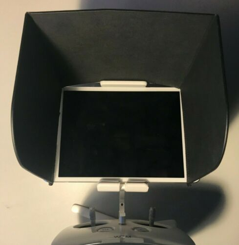 Pgytech DJI Remote Controller Tablet Sun Hood Sunshade (for iPad mini)