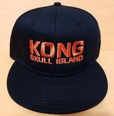 New Offical SWAG Kong Skull Island Movie (2017) Promotional Baseball Hat Cap