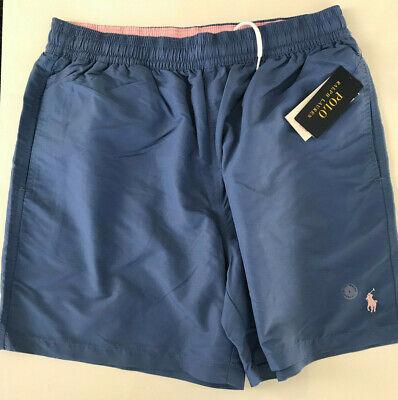 Polo Ralph Lauren Badeshorts Badehose blau Gr. XL