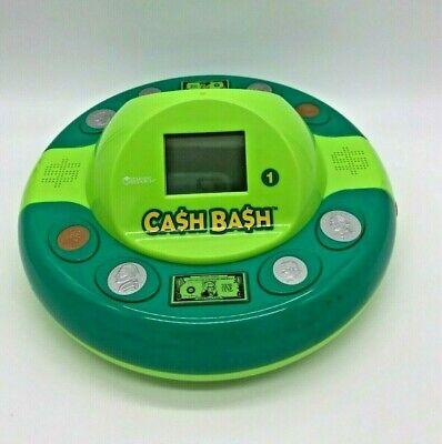 Cash Bash Electronic Money Learning Game, Educational Toy Learning Resources - Learning Money Games