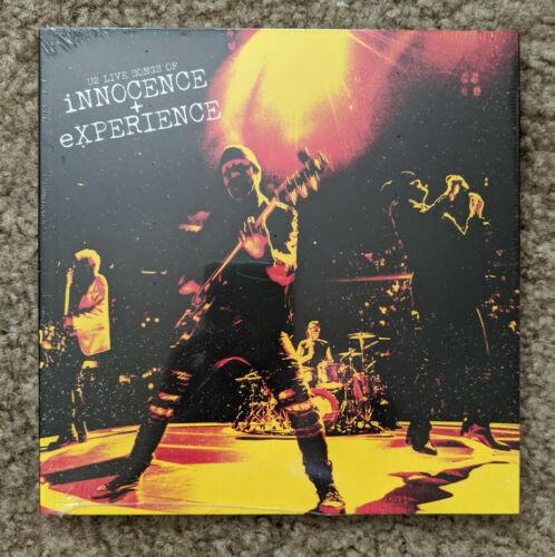 U2 LIVE SONGS OF iNNOCENCE + eEXPERIENCE - Sealed new