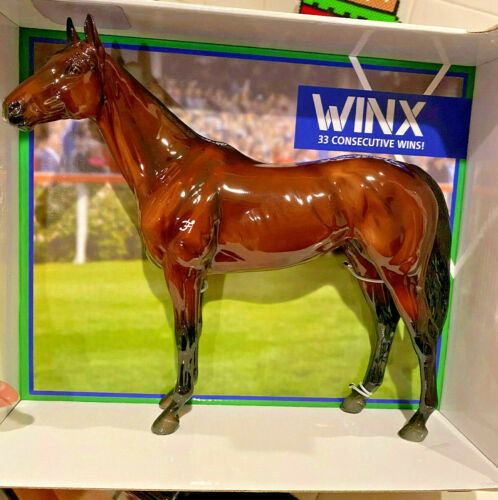 Breyer - Glossy Winx - 2020 Customer Appreciation SR - NIB