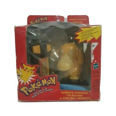 Psyduck Remote Control Pokemon Walking Toy - Hasbro Vintage In Package