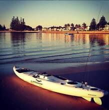 Stealth Supalite Fishingski Fishing Kayak Fibreglass Monterey Rockdale Area Preview