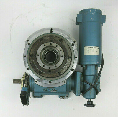 Camco Model No.601rdm12h24-270 Commercial Rotary Drive Indexer