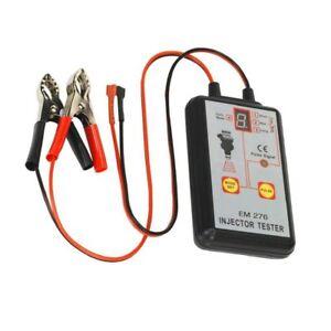 Automotive Fuel Injector Tester 4 Pluse Modes 12V Car Injector Cleaner Adjunct
