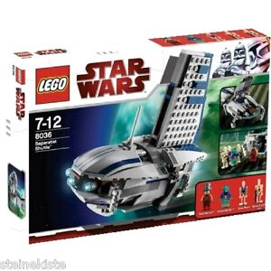 LEGO® Star Wars - Separatists Shuttle 8036 Episode 1 NEU & OVP