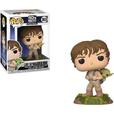 Funko POP! Vinyl - Star Wars - Training Luke with Yoda