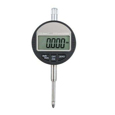 New 0-1 0-25.4mm Digital Dial Indicator Testing Gage Mesaure Tools