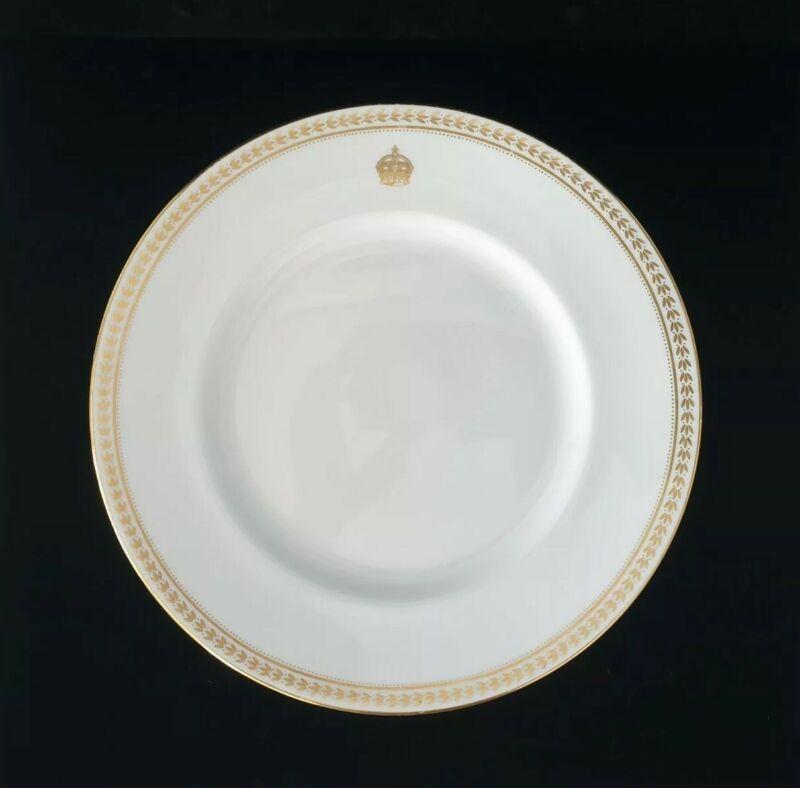 Elizabeth R Queen Mother Clarence House London Royal Household Porcelain Service