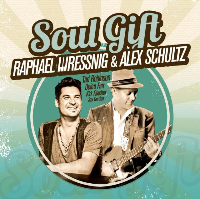 CD Raphael Wressnig und Alex Sschultz mit Soul Gift