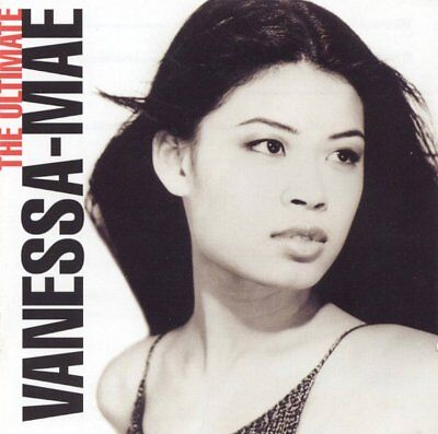 The Ultimate Vanessa-Mae CD Album Best Of Greatest Hits Violin
