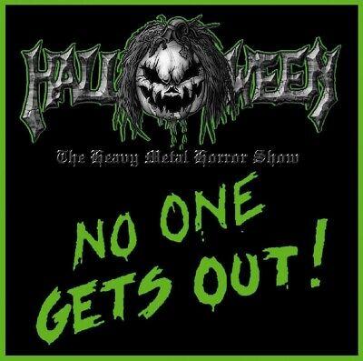 HALLOWEEN - NO ONE GETS OUT  CD NEU  ()