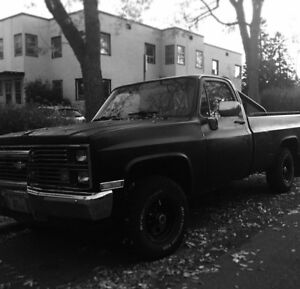 85 Chevy Kijiji In Alberta Buy Sell Save With Canada S 1
