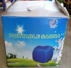 portable STEAM SAUNA Detoxification & Burns Fat Gwynneville Wollongong Area Preview