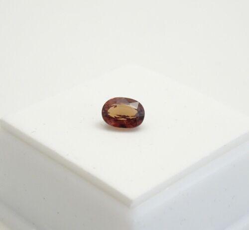 Malaya Garnet 1.35ct Oval - 7x5mm - Tanzania - Malaya Garnet Loose Gemstone