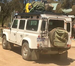 2003, Land Rover, Defender, TD5, 110. Halls Head Mandurah Area Preview